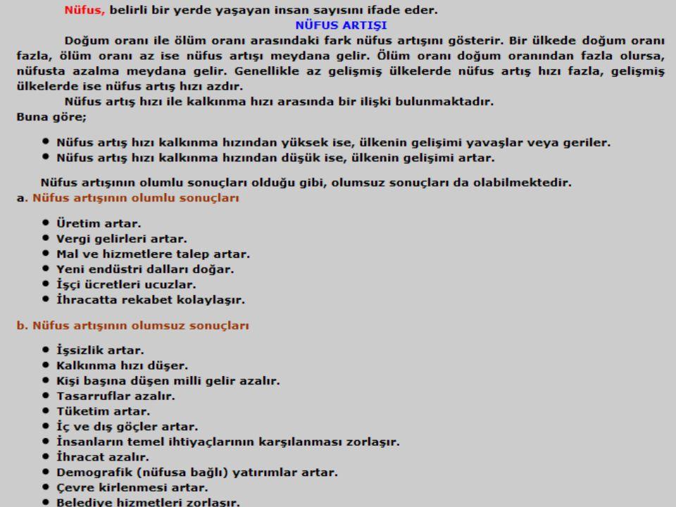 19/11/2011 TAR İ HL İ DÜNYA NÜFUSU K AYNAK : ABD N ÜFUS B ÜROSU, U LUSLARARASı V ER İ T ABANI
