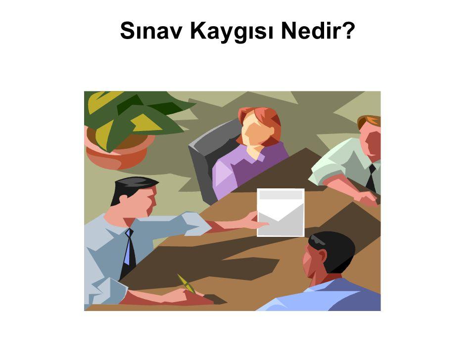 KAYGIYI YENME YOLLARI 2.