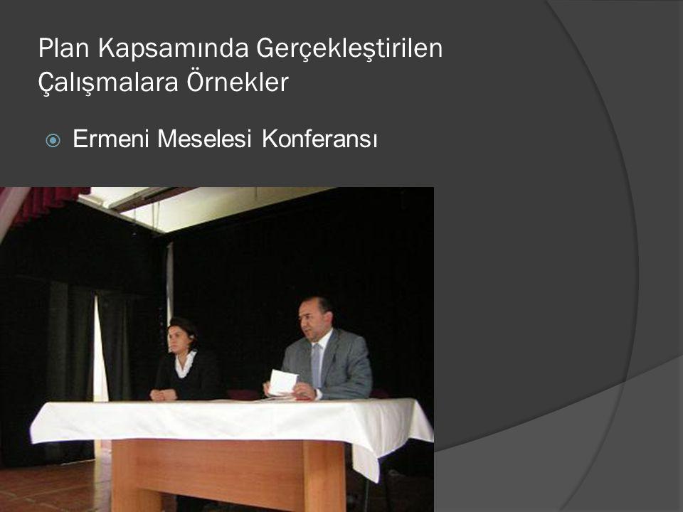  Ermeni Meselesi Konferansı