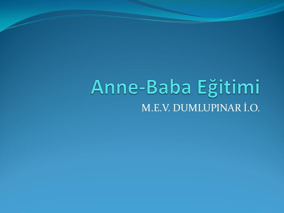 M.E.V. DUMLUPINAR İ.O.