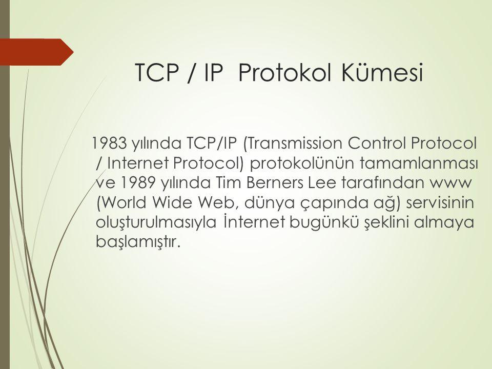 Türkiye'de İnternet Türkiye, İnternet e 12 Nisan 1993 tarihinden itibaren bağlıdır.