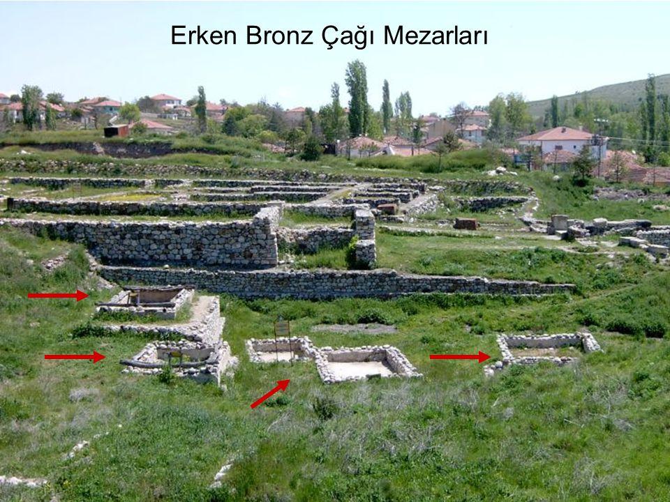 Erken Bronz Çağı Mezarları