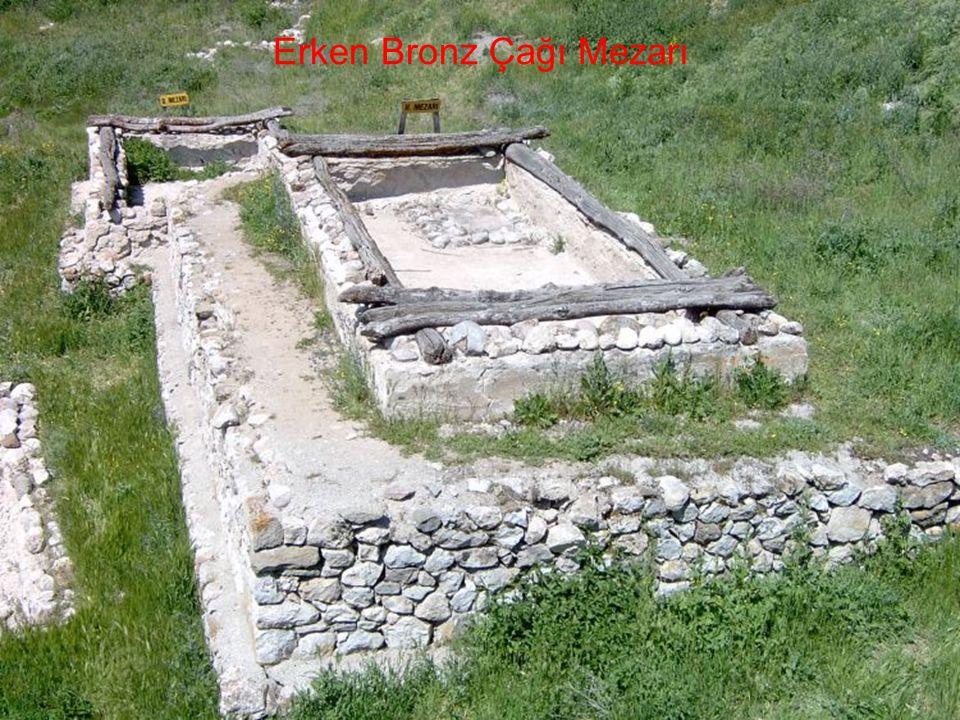 Erken Bronz Çağı Mezarı