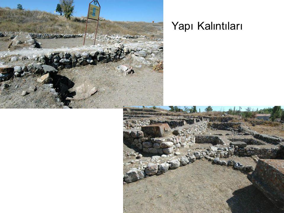 Yapı Kalıntıları