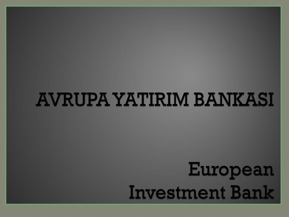 Avrupa Yatırım Fonu, KOB İ finansmanını geli ş tirmeyi amaçlayarak ve piyasa bo ş luklarını hedef alarak kamu ve özel sektör aracı kurulu ş lara çok çe ş itli hizmetler sunmaktadır.