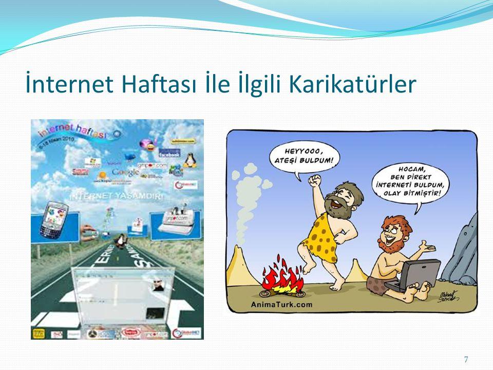 İnternet Haftası İle İlgili Karikatürler 7