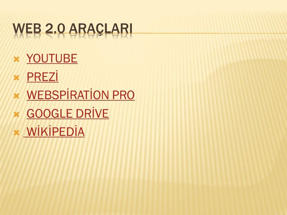  Youtube eğitim konusunda istendik videolara kolayca ulaşabilir.