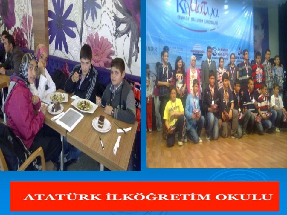  ATATÜRK İLKÖĞRETİM OKULU MİNİK ÖĞRENCİLERİNİN SATRANÇ BAŞARISI  Emet ilçesinde yapılan ilköğretim okulları arası satranç turnuvası minikler kategorisinde Hisarcık Atatürk İlköğretim Okulundan 3 öğrenci dereceye girdi  Emet ve Hisarcık'tan 9 ilköğretim okulunun katıldığı satranç turnuvası bölge elemeleri Emet İmam Hatip Lisesi'nde yapıldı.