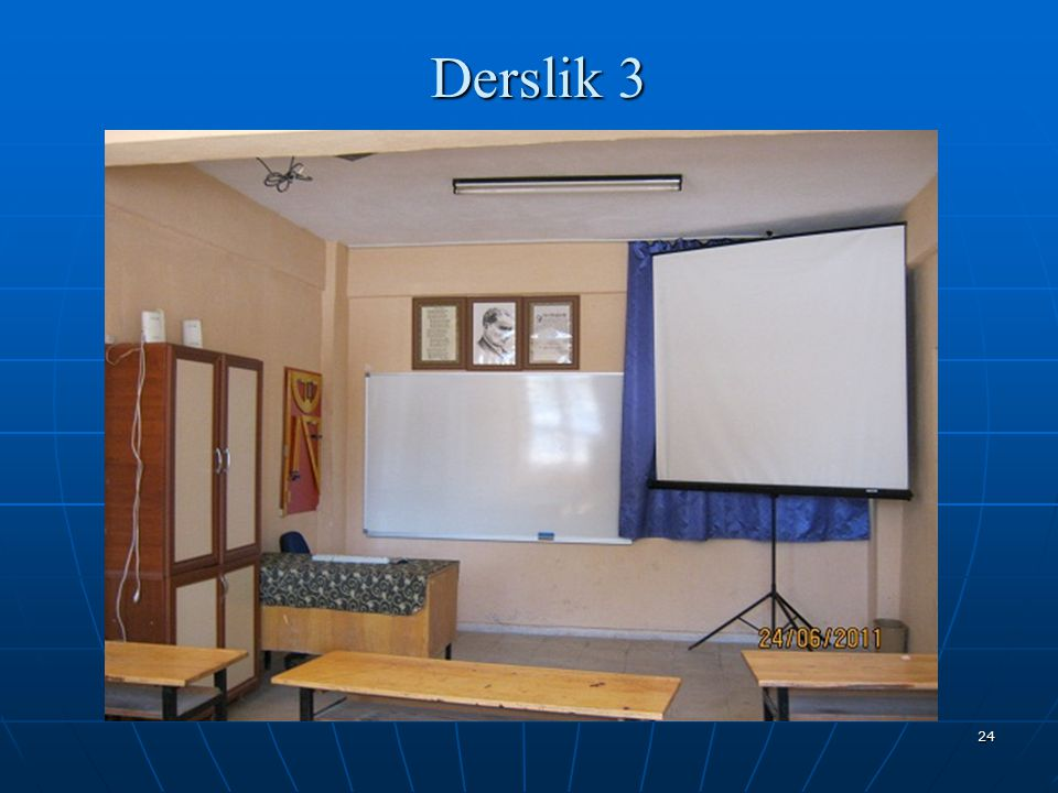 24 Derslik 3