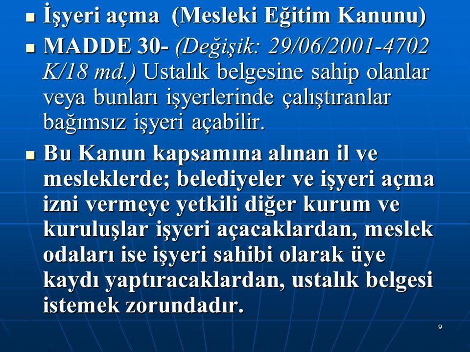50 AB(LDV) PROJELERİMİZ.