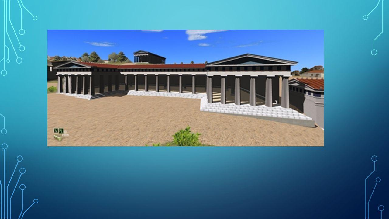 MİLET (miletos) AGORASI Doğuda arkasında dükkan ve depo işlevi gören üç sıra odalar bulunan, ön kısımda ise bir dizi stoa ile tamamlanan uzun bir stoa bulunur.