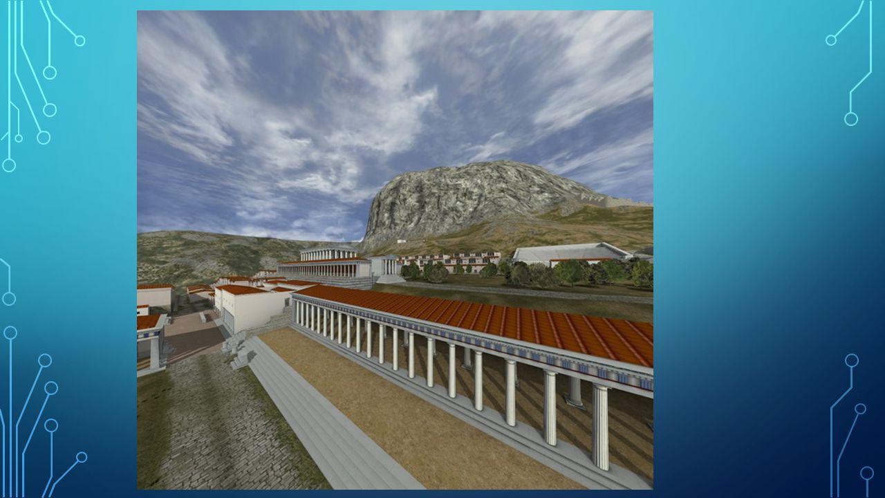 Delphi Stadionu Nemesis Stadionu