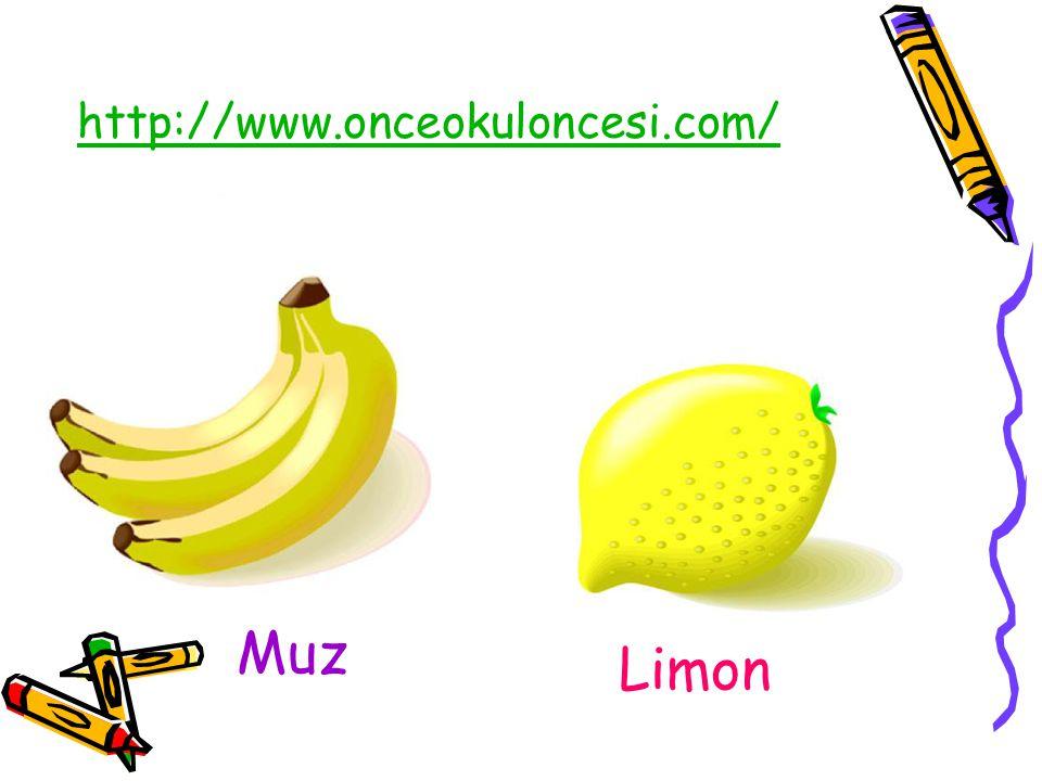 Meyveleri ve çekirdeklerini eşleştiriniz. http://www.onceokuloncesi.com/