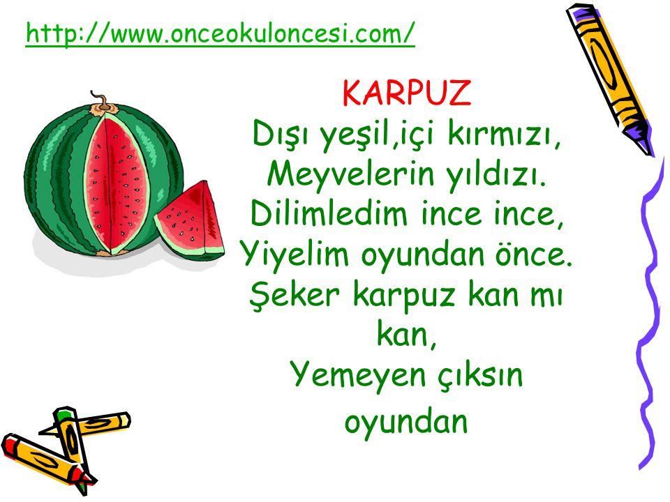 http://www.onceokuloncesi.com Sunumu Hazırlayan : Tuba Kalaycı