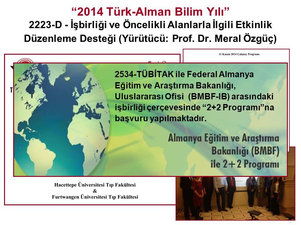 BBMRI (Biobanking and Biomolecular Resources Research Infrastructure)- ERIC (European Research Infrastructure Consortium) Ulusal Konsorsiyum 1.Dokuz Eylül Üniversitesi ArGe Merkezi Biyobankası 2.Hacettepe Üniversitesi Biyolojik Kaynak Bankası ve Genombilim Uygulama ve Araştırma Merkezi (HÜBİGEM) 3.İstanbul Üniversitesi Deneysel Tıp Araştırma Enstitüsü (DETAE) H.