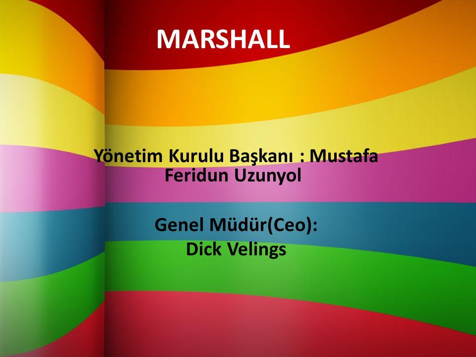 VİZYON Biz Türkiye'de Dekoratif Boyalar alanında açık ara pazar lideri olmak arzusundayız ve bunu; 1.