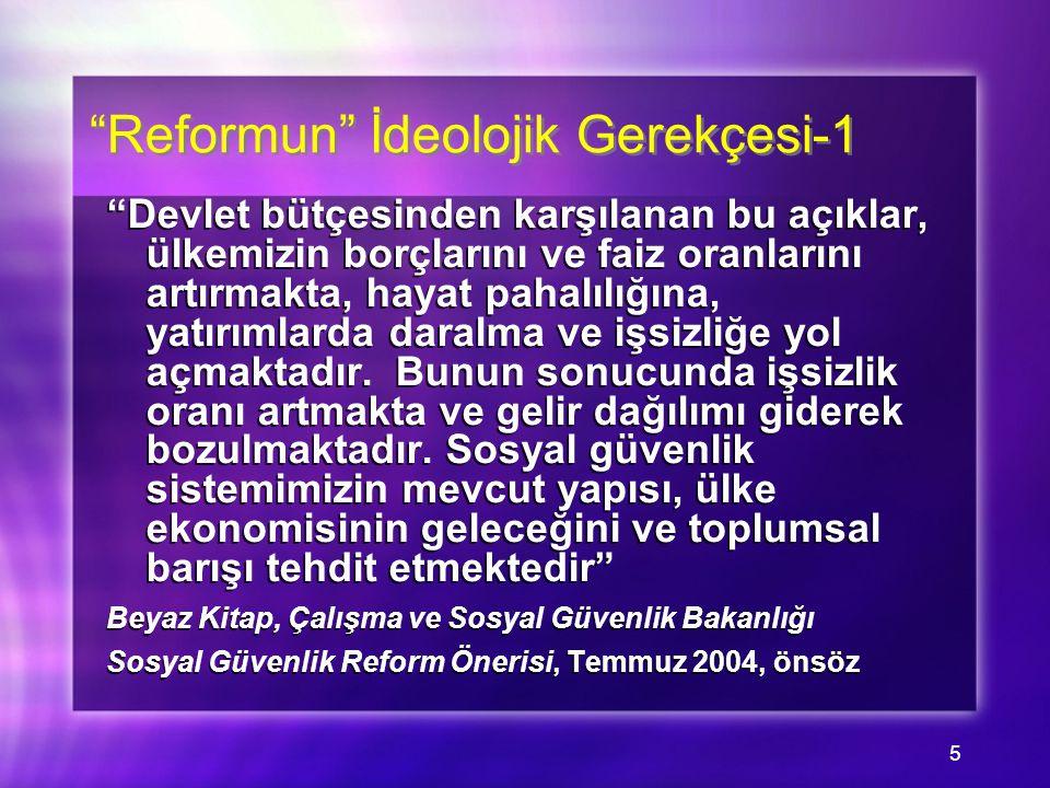 AKP ÖĞRENİYOR.