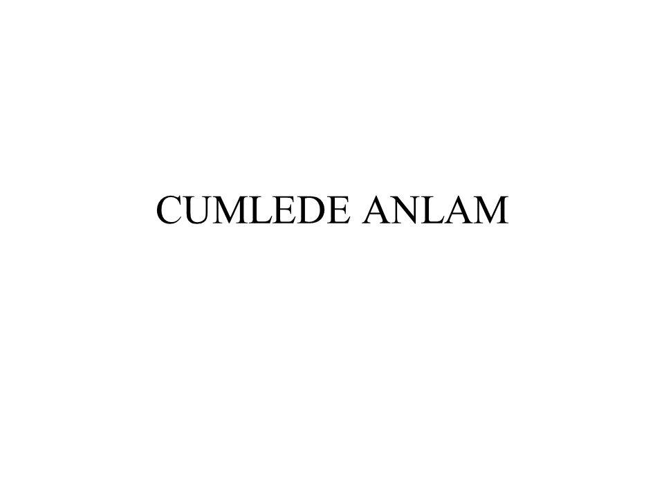 CUMLEDE ANLAM