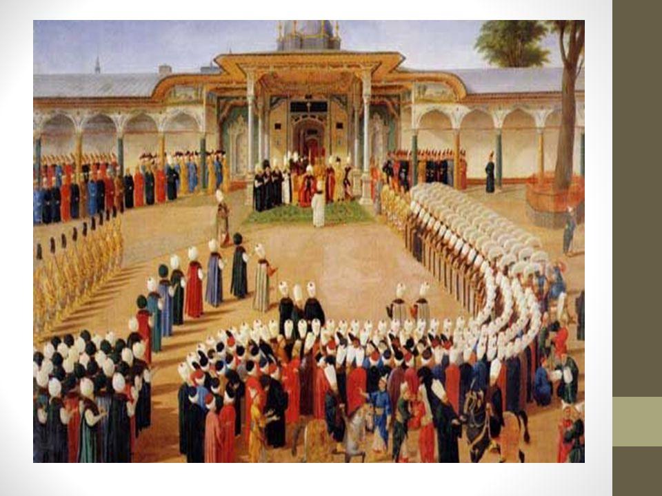 Osmanlı savaş kaybetmeye başladığında askeri alanda bazı yenilikler yapmak istedi.