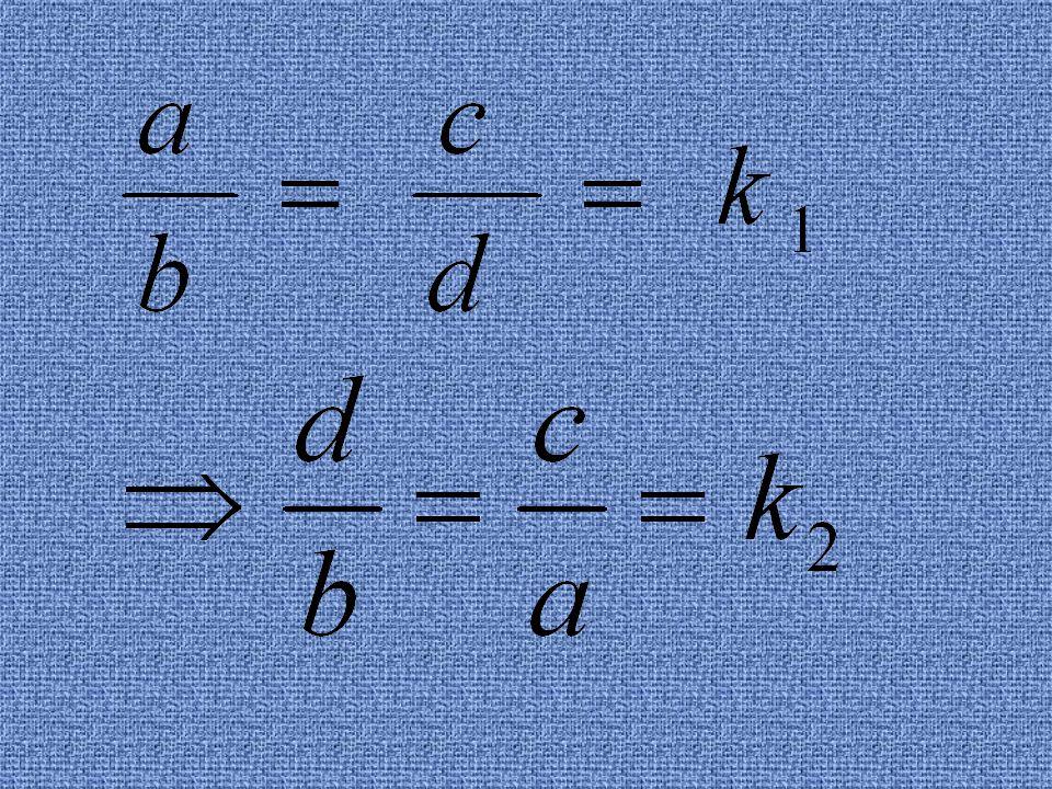 b)İçler ve ya dışlar kendi arasında yer değiştirebilir.