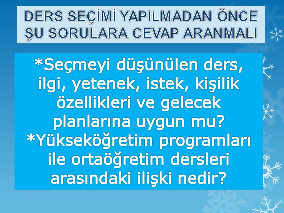 LYS 5 DERSLER  TürkçeT.Mat.Sos. Bil.Fen Bil.Y.