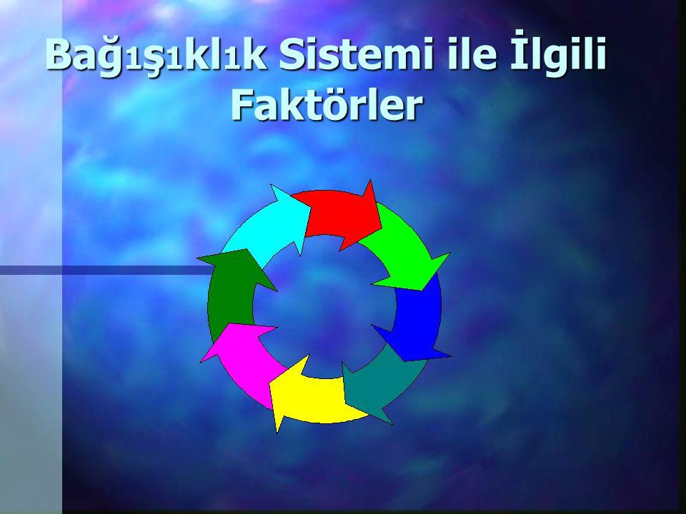 Bağ 1 ş 1 kl 1 k Sistemi ile İlgili Faktörler