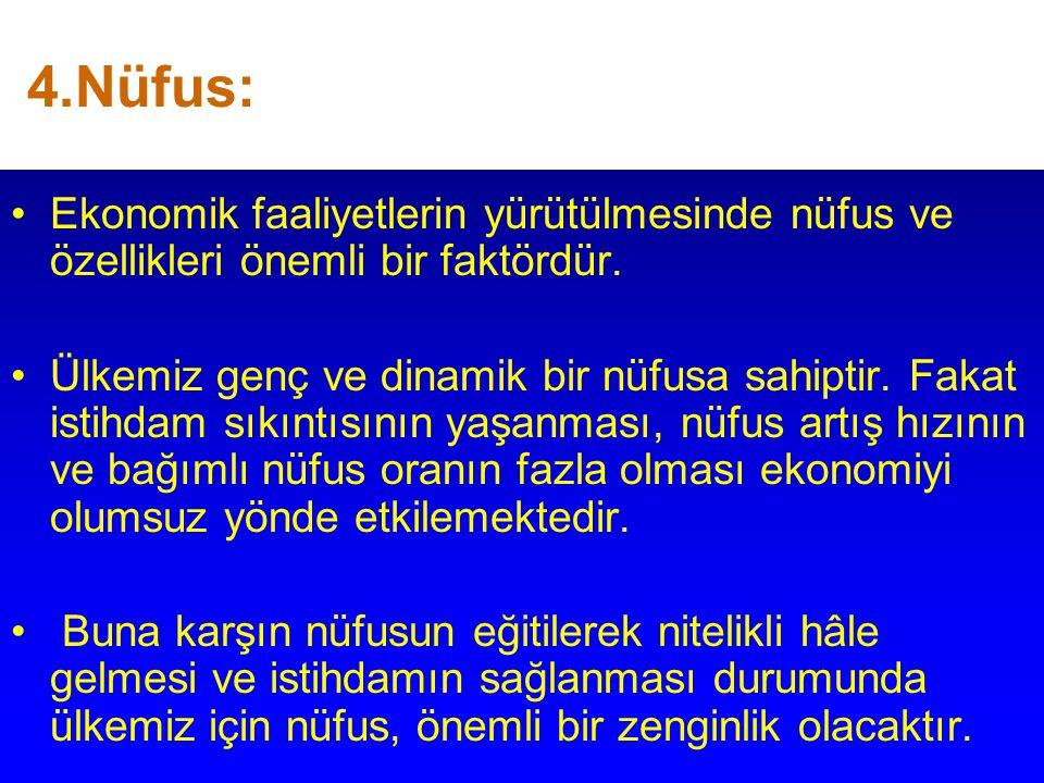 Aşağıdaki tabloda Türkiye'nin ekonomisini etkileyen iklim olaylarından birisi açıklanmıştır. Siz de diğer iklim olaylarının olumlu ve olumsuz etkisini