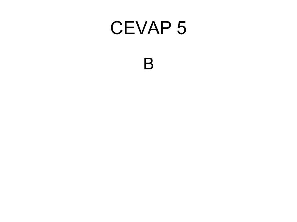 CEVAP 5 B
