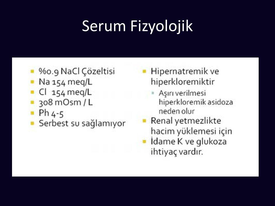 Serum Fizyolojik