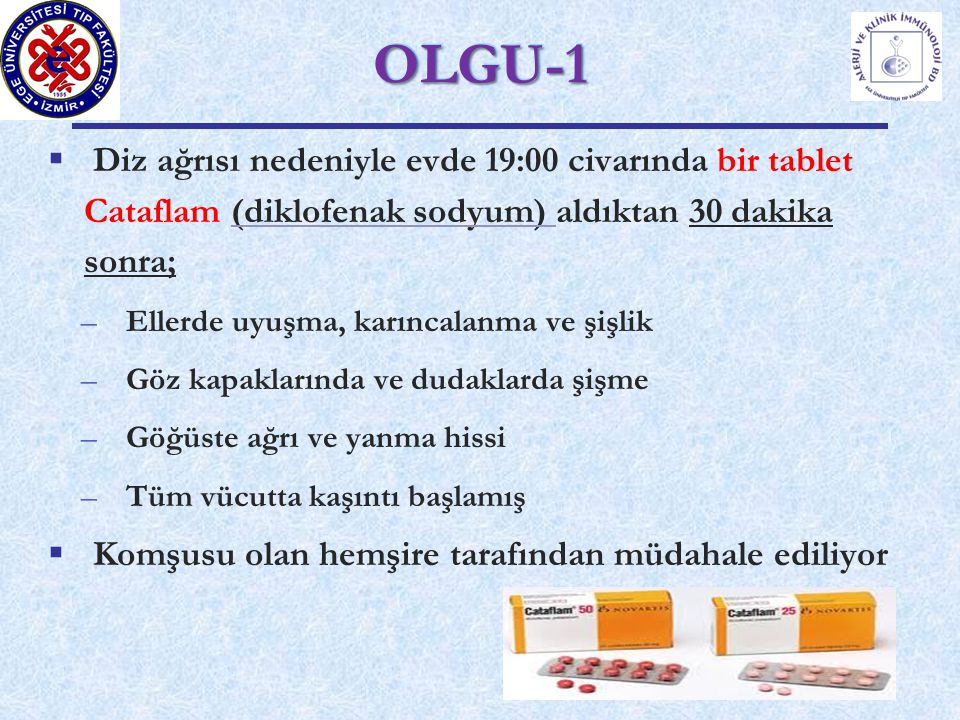 24 OLGU-8  Acil serviste TA normal, Nb: 110/dk ritmik.