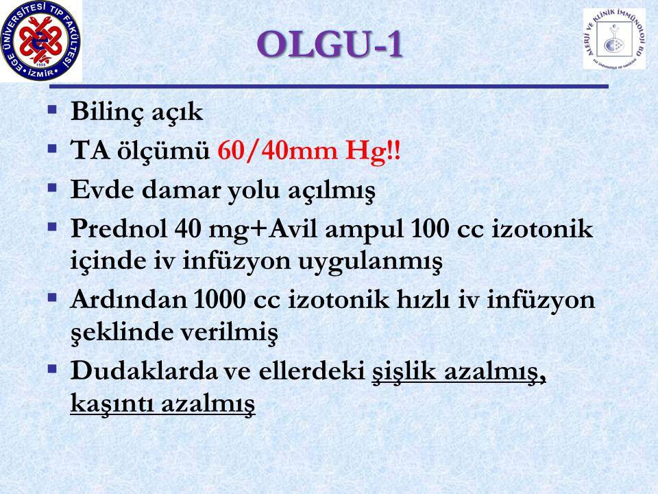  Ig içeren agregatlar ve kompleman aktivasyonu ile  Direkt olarak mast hücrelerin uyarılması (ilaçlar, egzersiz, soğuk, gıda katkıları, idyopatik) 35 IgE olmadan da mast hücreleri uyarılabilir (Anaflaktoid Reaksiyon) ANAFLAKSİ – Neden ve nasıl ?