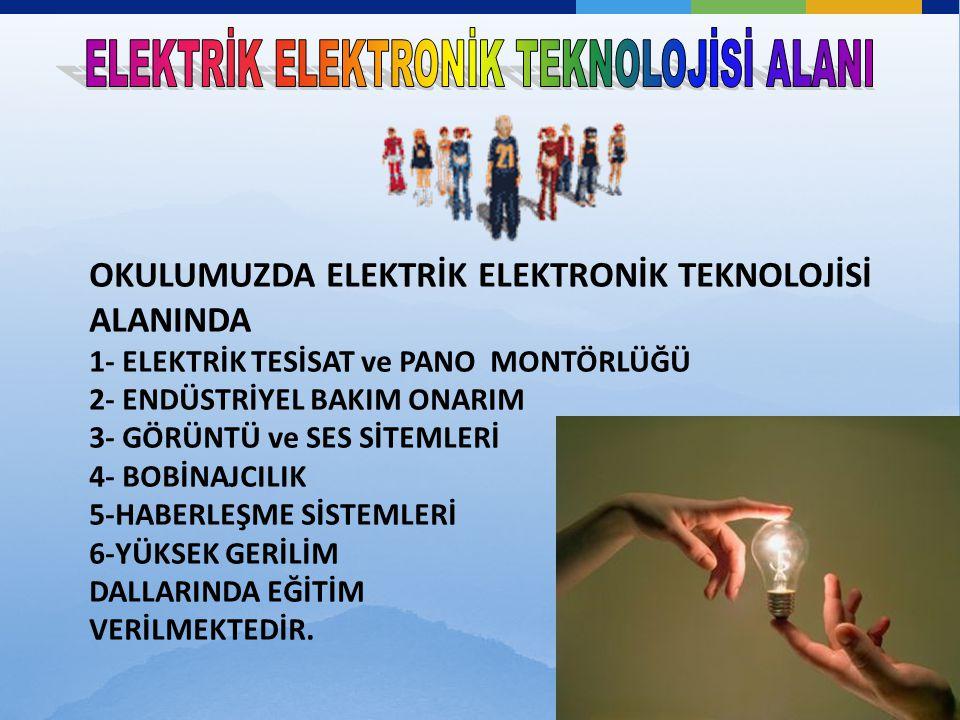 Elektrik-elektronik alanında, bina içi ve dışı elektrik tesisatının ve tüm elektrik panolarının kurulumu ile ilgili işleri kendi başına belirli bir süre içerisinde yapabilen kişidir.