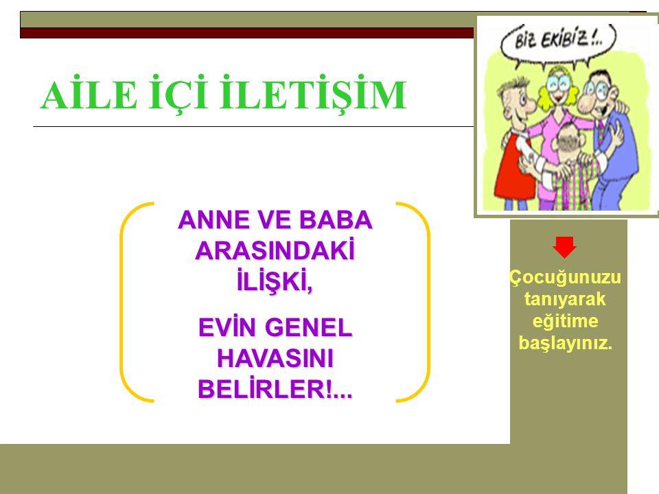 15.04.201543 o Anne babanın çocuğuna zamanı kullanma konusunda örnek olmaması.