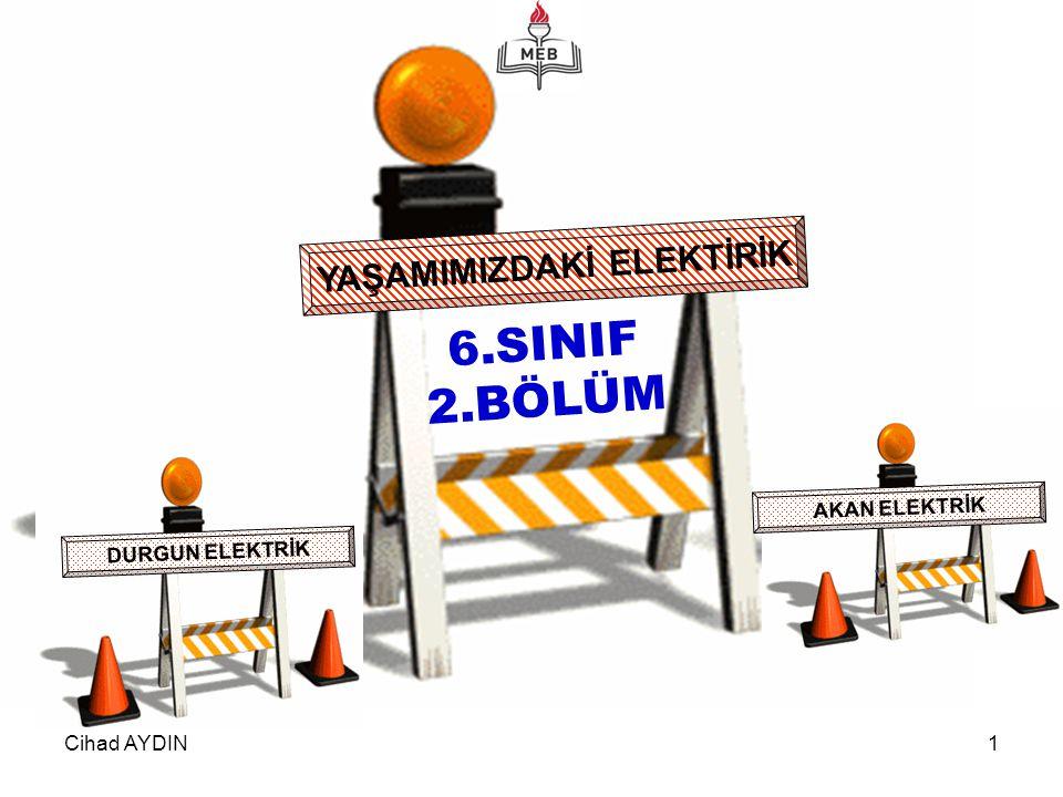BB ir elektrik devresinde ampulün parlaklığının nelere bağlı olduğunu.