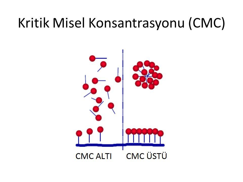 Kritik Misel Konsantrasyonu (CMC)