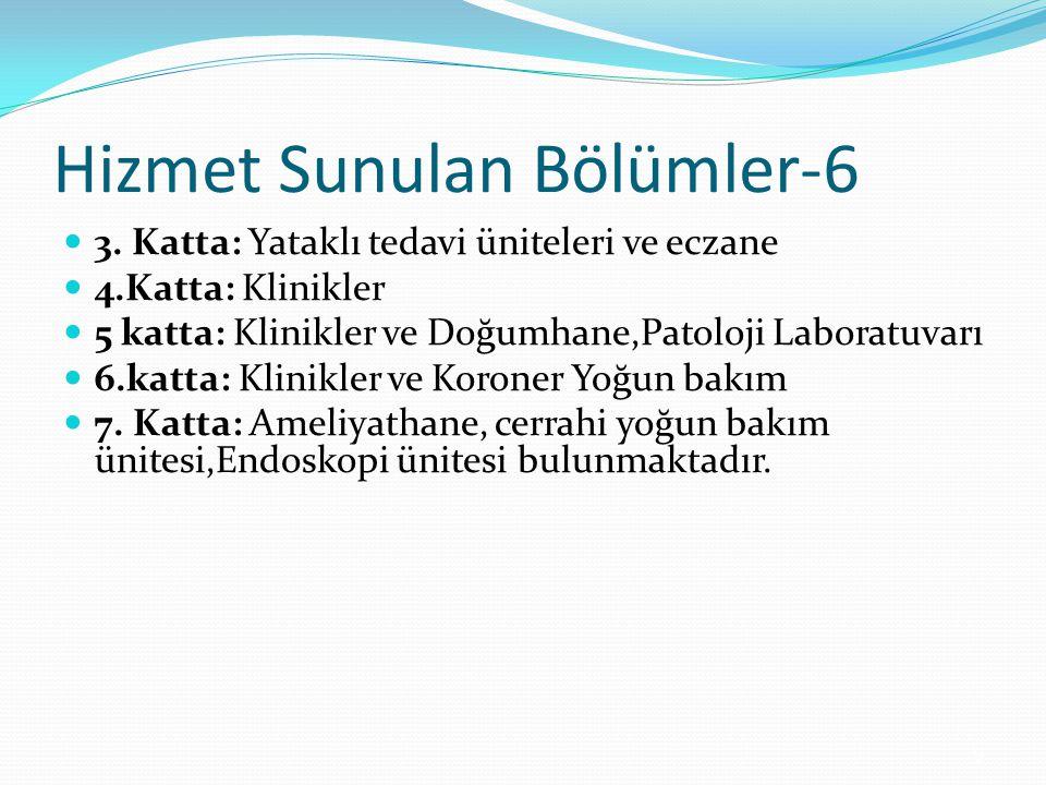 Yönetsel Yapı ve Yöneticiler-1 Hastane Yöneticisi/Başhekim Uz.Dr.Osman Yaşar ÖZ İdari ve Mali Hizmetler Müdürü Bahri SÖNMEZ Sağlık Bakım Hizmetleri Müdürü Öznur SANDIKÇI 10