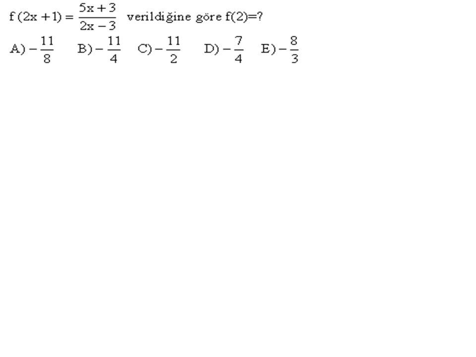 Bileşke Fonksiyon: f:AB, g:BC fonksiyonları tanımlansın.