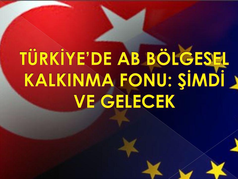  Bütçe 47 milyon € dur (Türkiye eş finansmanı yok).
