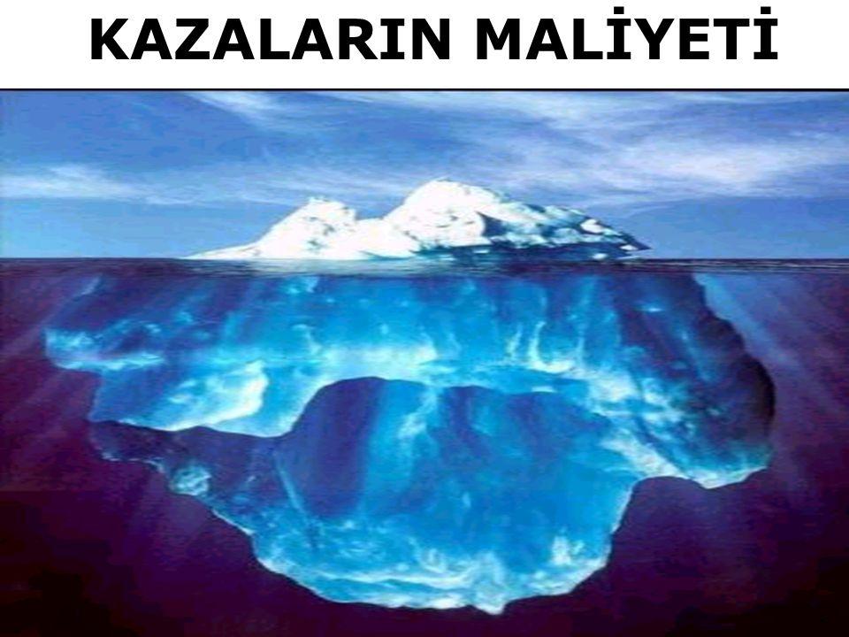 7 KAZALARIN MALİYETİ