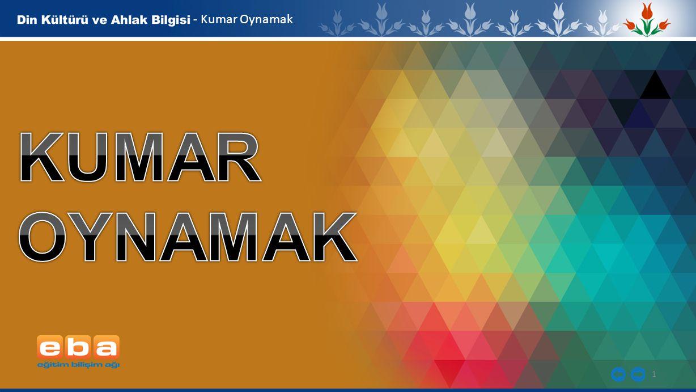 1 - Kumar Oynamak