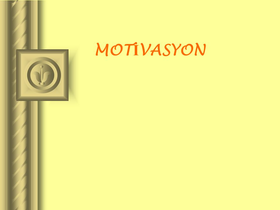 MOT İ VASYON