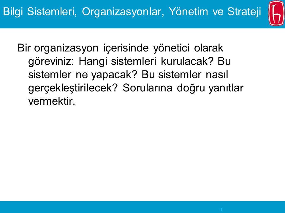 2 Organizasyon Nedir.