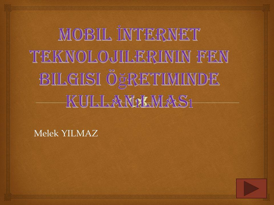 Melek YILMAZ