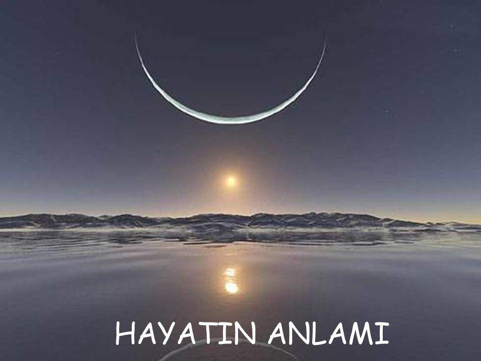 HAYATIN ANLAMI