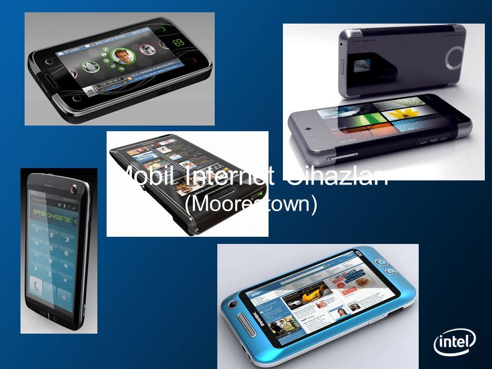 Mobil Internet Cihazları (Moorestown)