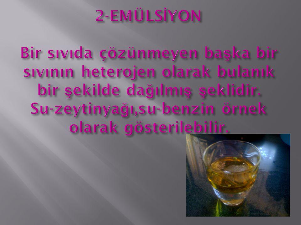  1)Erime ve Donma  Katı haldeki bir madde yeterince ısı alırsa sıvı duruma geçer.Bu olaya Erime denir.