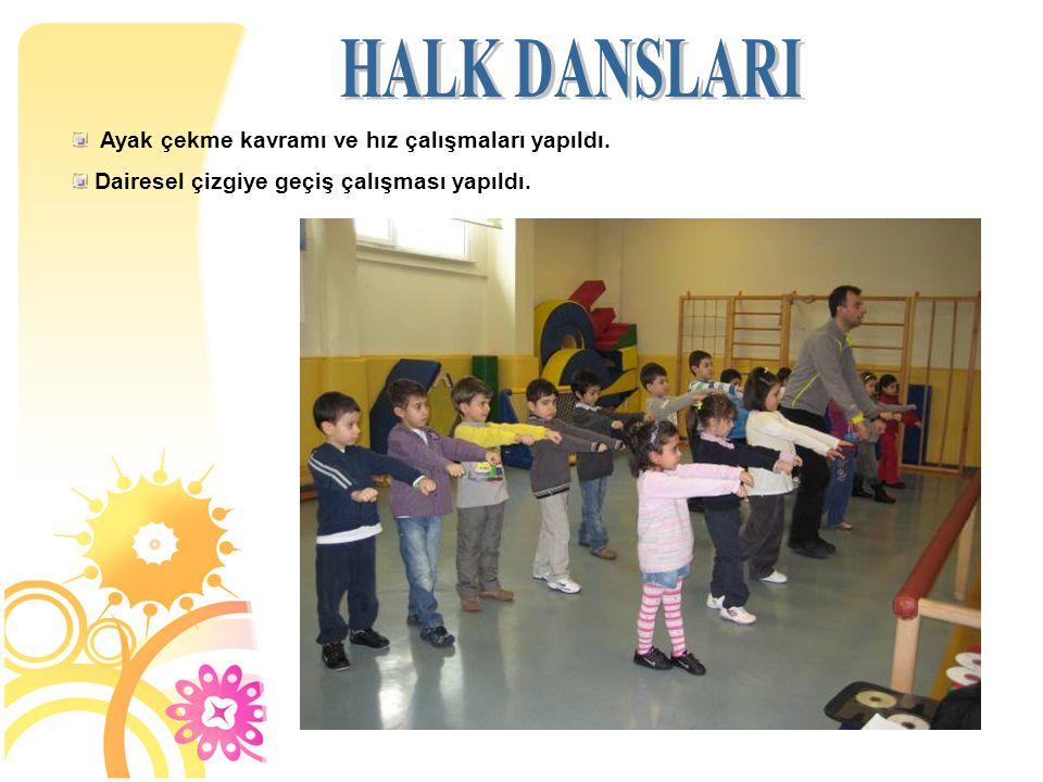 ♫ Atatürk isimli şarkı ritm aletleri ile çalışıldı. ♫ Dünyamız tekrar yoluyla öğretildi.