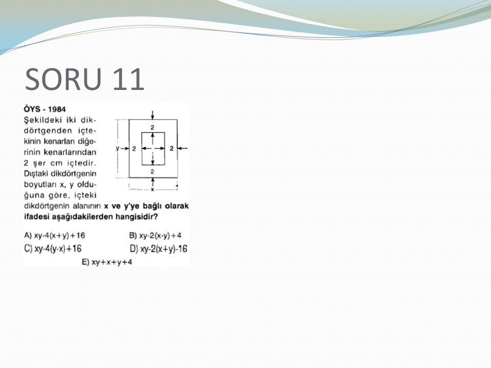 SORU 11
