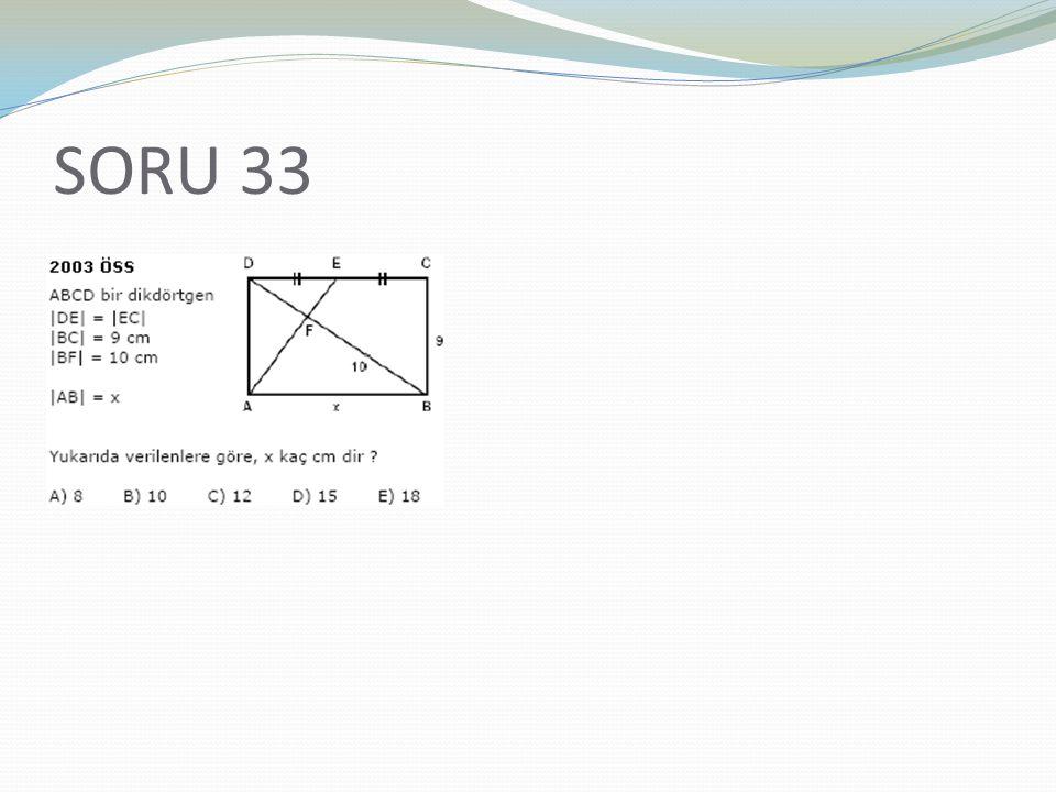SORU 33