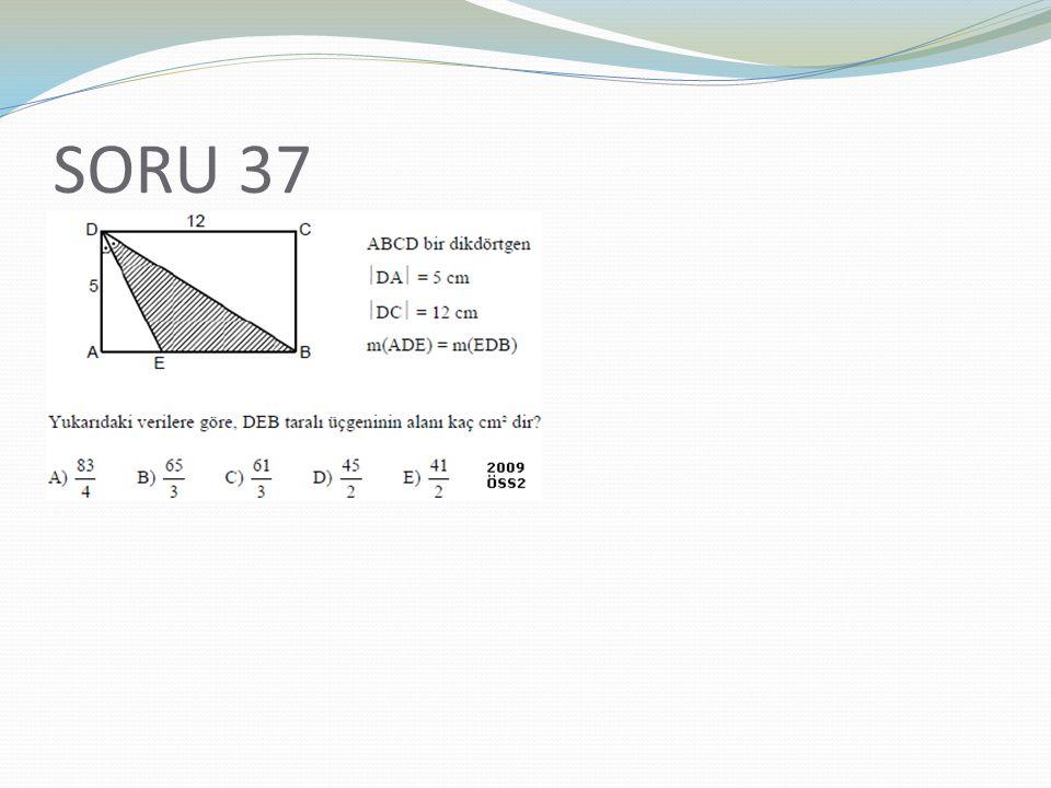 SORU 37